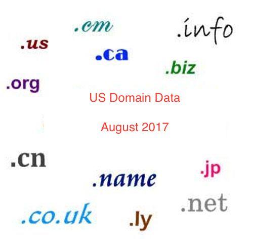 USA Domaindata [August 2017]